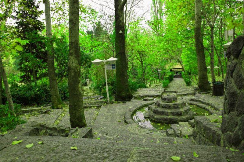 پارک جمشیدیه؛ از جمله جاهای دیدنی تهران