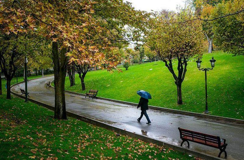 پارک ملت؛ از زیباترین جاهای دیدنی تهران