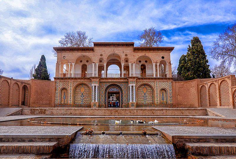 باغ شازده کجاس ؟ شهر ماهان و استان کرمان