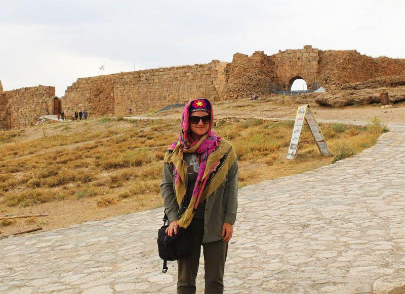 تخت سلیمان شهرستان تکاب