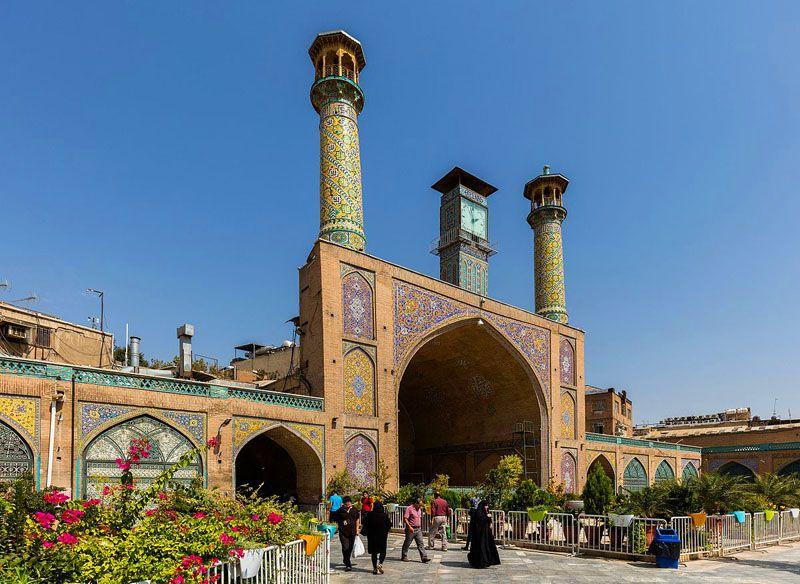 مسجد امام بازار تهران