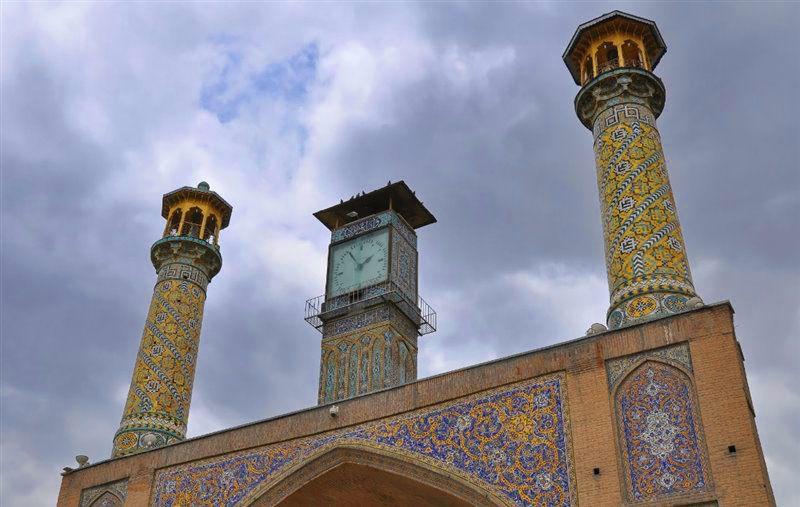 مسجد شاه در تهران
