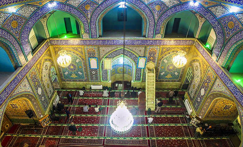 مساجد بازار تهران