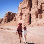 تصاویر نقش رستم در شیراز