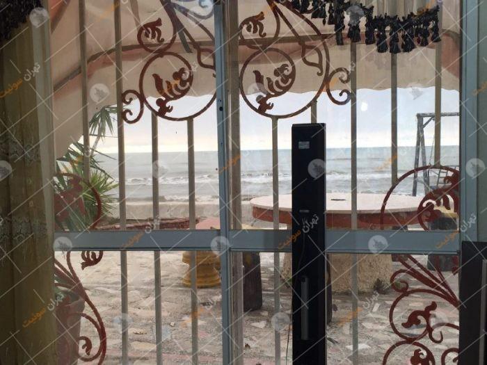 ویلا چهار خوابه ساحلی چالوس