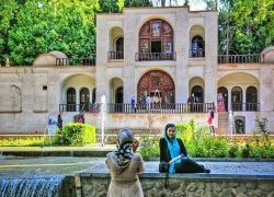 باغ شازده ماهان کجاست؟ بهشتی در استان کرمان [حتما ببینید!] +عکس