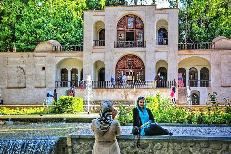 باغ شازده ماهان کجاست؟ بهشتی در استان کرمان [حتما ببینید!] +عکس - تهران  سوئیت