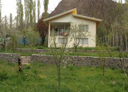 اجار روزانه ویلا با ویو فوق العاده زیبا در طالقان حسنجون