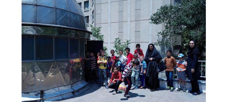 رصدخانه زعفرانیه تهران