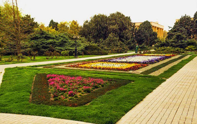 باغ گیاه شناسی تهران
