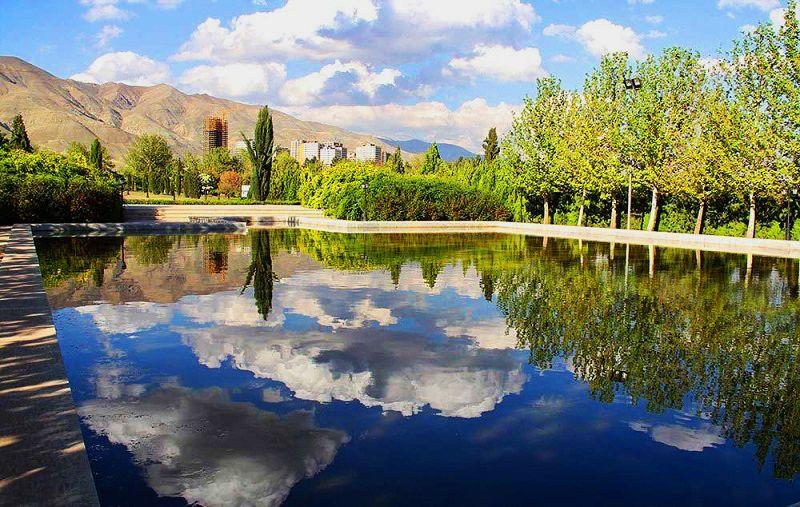 باغ گیاه شناسی ملی ایران tehran province tehran