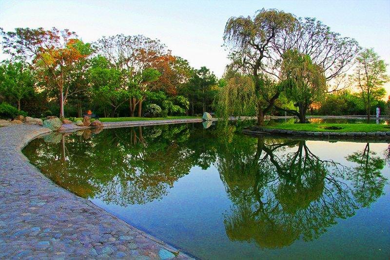 موزه گیاه شناسی تهران کجاست