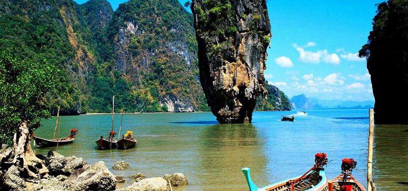 اماکن دیدنی تایلند