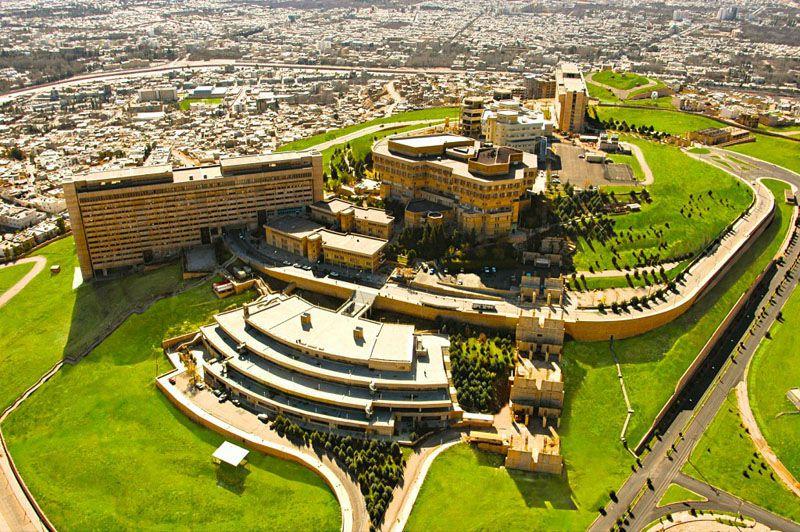 جاهای دیدنی شیراز با عکس