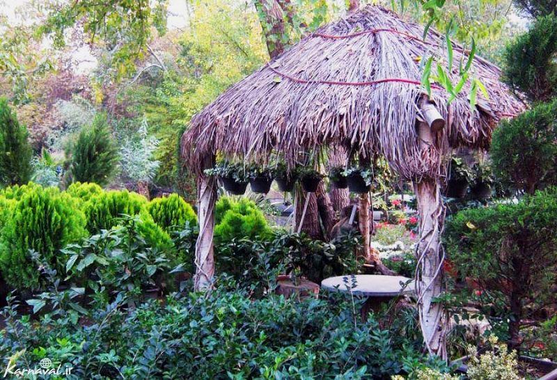 با دیدن این تصاویر، درخواهید یافت که باغ گیاهشناسی تهران کجاست