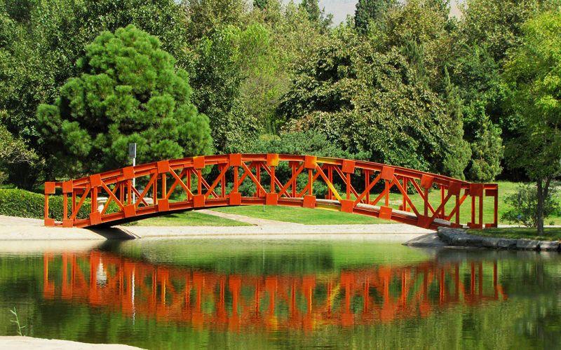 مجموعه رویشی اروپا در باغ ملی گیاه شناسی منطقه 22