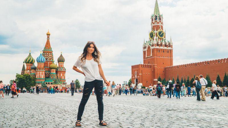 جاهای دیدنی مسکو با عکس
