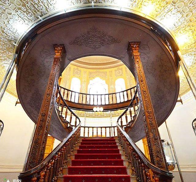 موزه آبگینه خانه قوام السلطنه
