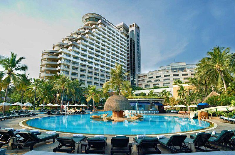 هتل هیلتون آرکادیا ریزورت از جاهایی دیدنی تایلند