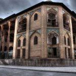 هشت بهشت شرقی اصفهان