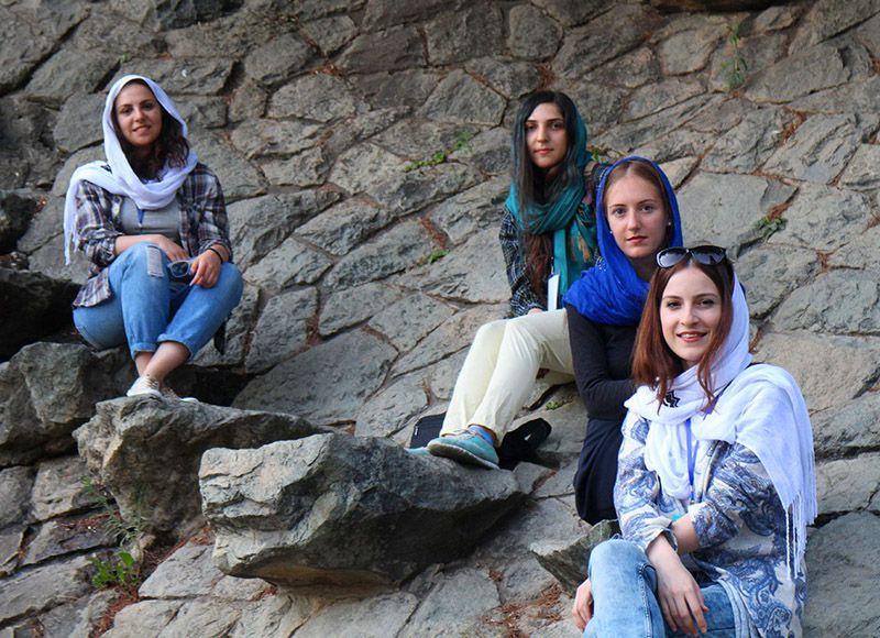 همه چیز درباره بوستان پارک جمشیدیه در تهران (بسیار زیبا) + عکس و آدرس