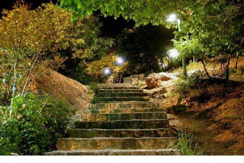 پارک جمشیدیه کجای تهران است ؟ نیاوران شمال تهران