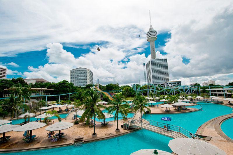 هنگام سفر به پاتايا تايلند از پارک پاتایا فراموش نکنید.