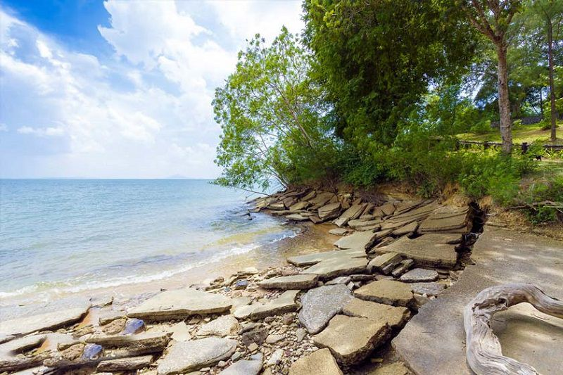 با دیدن گورستان صدف کرابی درخواهید یافت که جاهای دیدنی تایلند کجاست