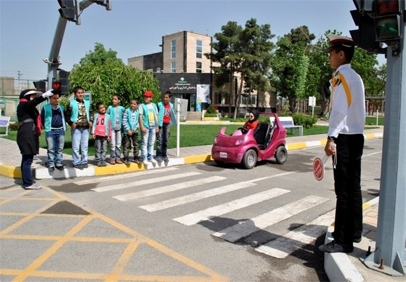 شهرک ترافیک کودکان