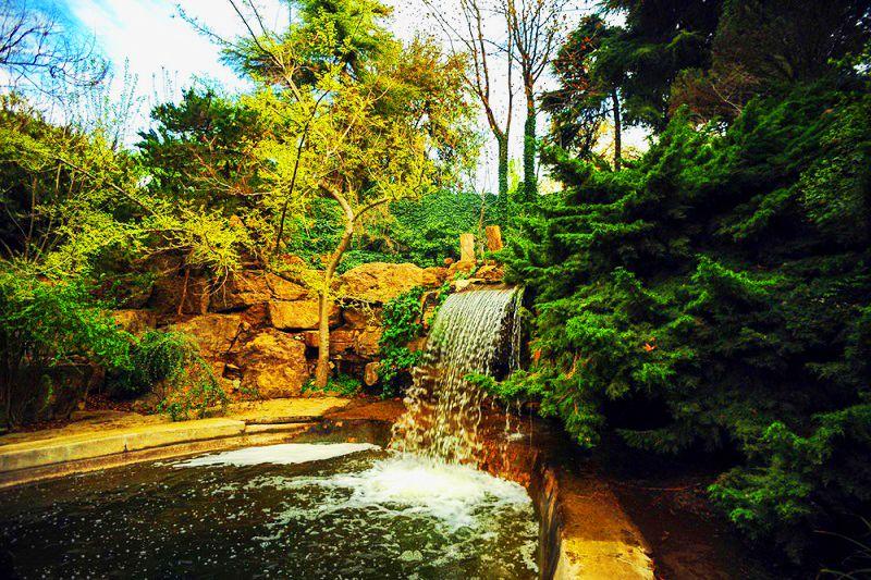 باغ موزه گیاه شناسی تهران tehran tehran province