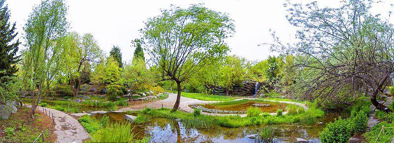باغ موزه گیاهشناسی (باغ ملی ایران)