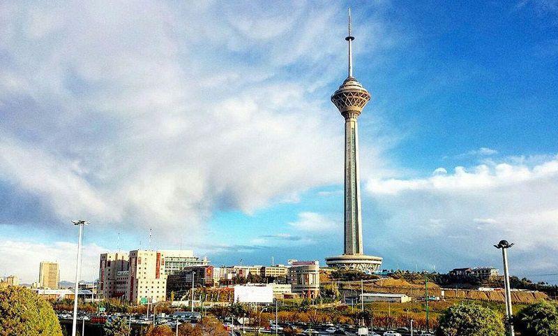 معرفی برج میلاد(Milad Tower) تاریخچه ساخت و معرفی تمام بخشها +عکس