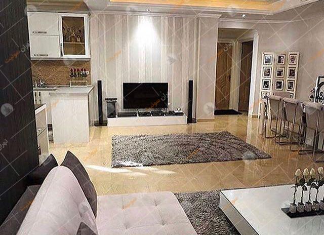 آپارتمان مبله لوکس در آجودانیه تهران