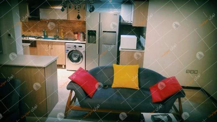 اجاره آپارتمان مبله در جردن تهران