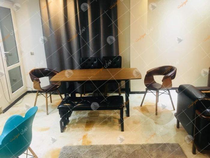 آپارتمان مبله در خیابان فرشته تهران