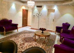 اجاره آپارتمان مبله در خ پلیس شریعتی (تهران)