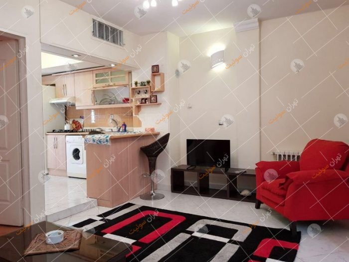 اجاره آپارتمان مبله در پونک تهران