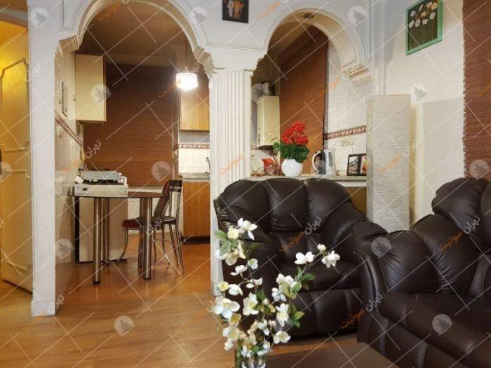 آپارتمان مبله در سیدخندان تهران