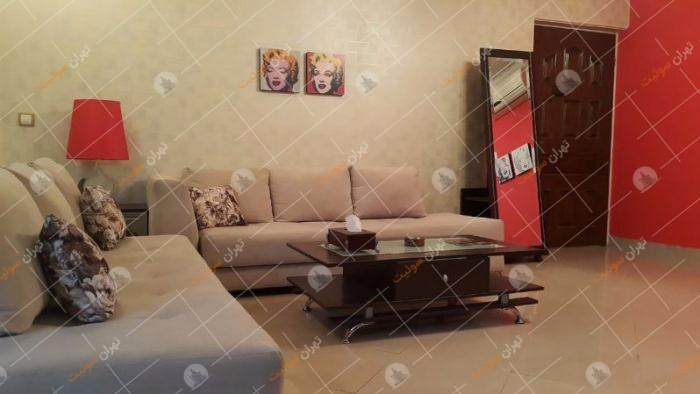اجاره آپارتمان مبله در شهرک غرب تهران