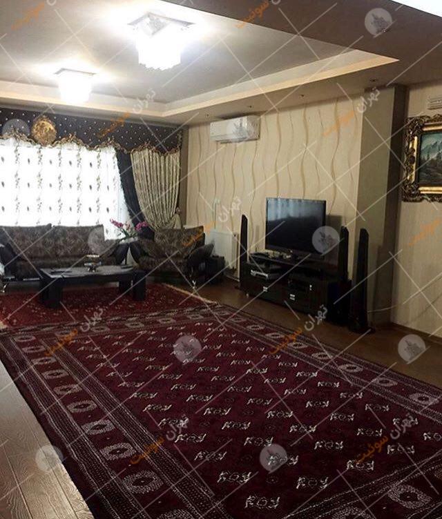 آپارتمان مبله دوبلکس در تهران ( خ شریعتی پل صدر)