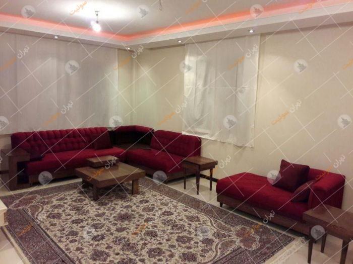 اجاره آپارتمان مبله در تهران – طالقانی خ سمیه