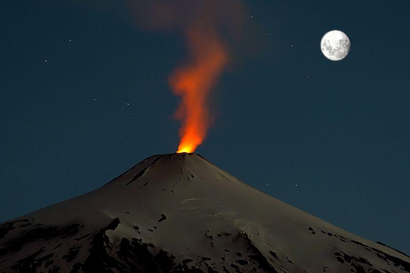 آتشفشان های ایران کدامند