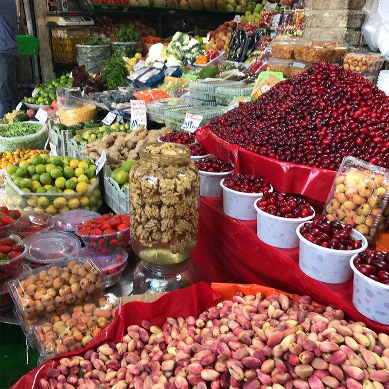 بازار تجريش تهران