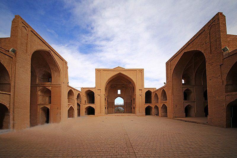 مسجد جامع اردستان کجاست