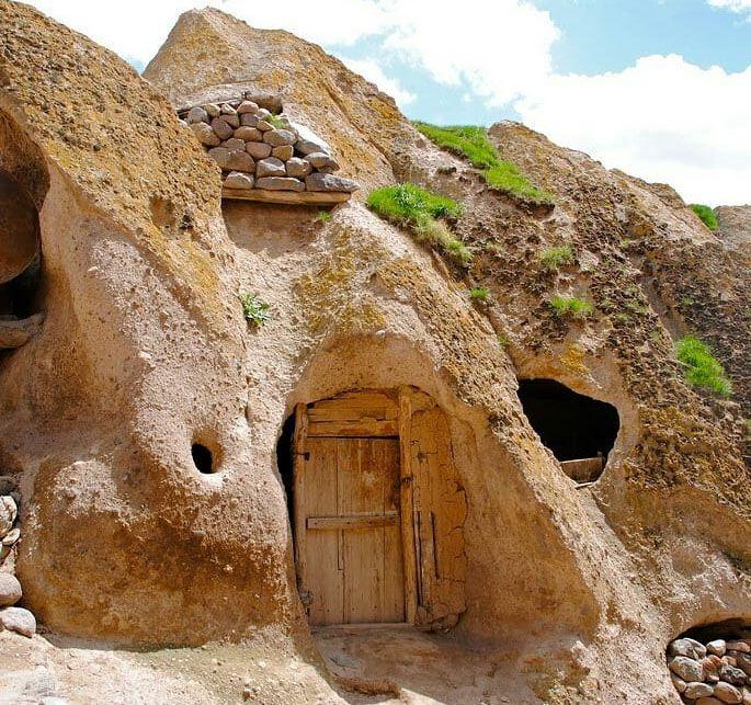 روستای کندوان کجاست