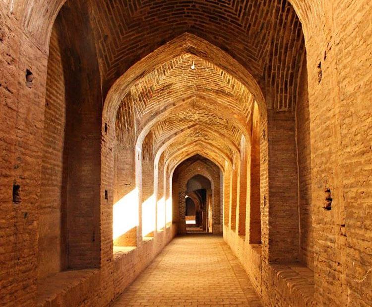 مسجد جامع اردستان عکس