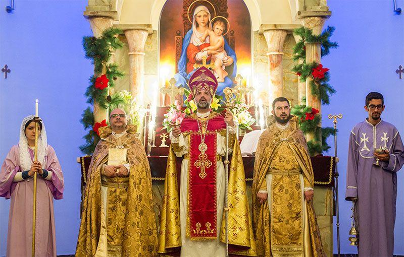 کلیسا سرکیس مقدس tehran province tehran
