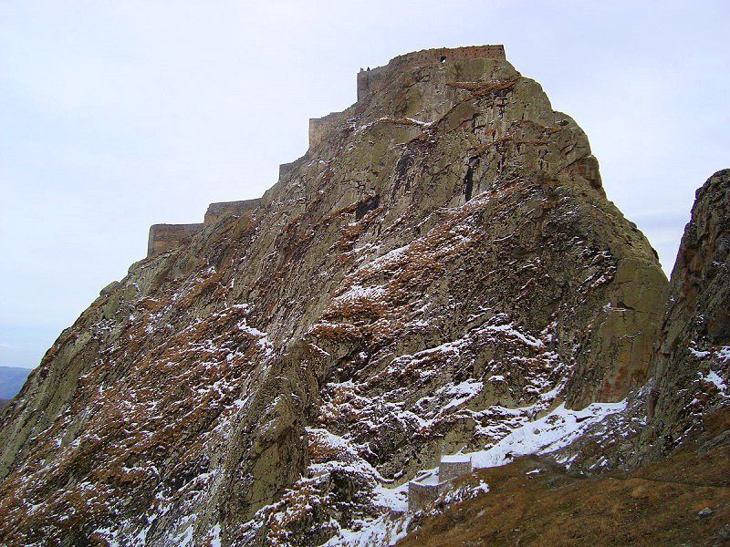 قلعه بابک خرم دین کجاست