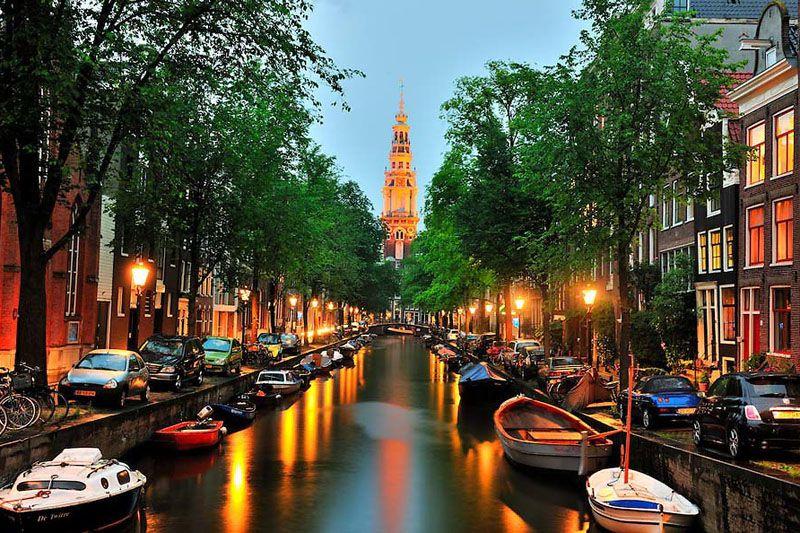 مسافرت به آمستردام