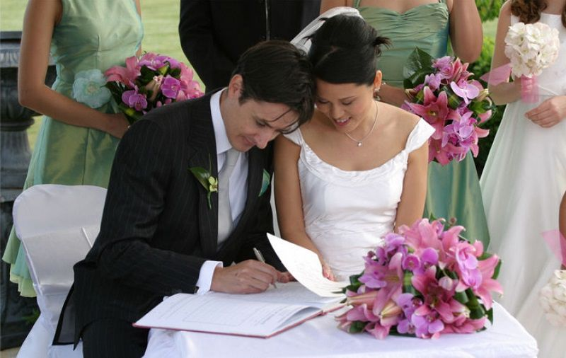 شرايط ازدواج در تركيه